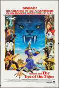 """Movie Posters:Fantasy, Sinbad and the Eye of the Tiger (Columbia, 1977). One Sheet (27"""" X41"""") Birney Lettick Artwork. Fantasy.. ..."""