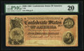 Confederate Notes, T64 $500 1864 PF-1 Cr. 489A.. ...