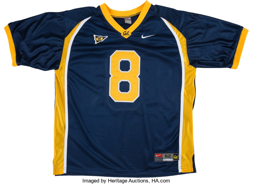 finest selection be97e bc67a 2000's Aaron Rodgers Signed Cal Bears Jersey.. ... Football ...