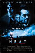 "Movie Posters:Crime, Heat (Warner Brothers, 1995). One Sheet (27"" X 41"") DS. Crime.. ..."