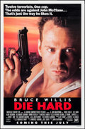 """Movie Posters:Action, Die Hard (20th Century Fox, 1988). One Sheet (27"""" X 41""""). Action.. ..."""