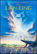 """Movie Posters:Animation, The Lion King (Buena Vista, 1994). One Sheet (27"""" X 40"""") DS, John Alvin Artwork. Animation.. ..."""
