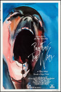 "Movie Posters:Rock and Roll, Pink Floyd: The Wall (MGM, 1982). One Sheet (27"" X 41"") GeraldScarfe Artwork. Rock and Roll.. ..."