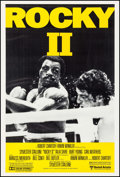 "Movie Posters:Sports, Rocky II (United Artists, 1979). One Sheet (27"" X 41"") Style B. Sports.. ..."