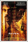 "Movie Posters:Crime, Seven (New Line, 1995). One Sheet (27"" X 41""). Crime.. ..."