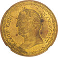 Political:Tokens & Medals, Winfield Scott: Brass Campaign Medal....
