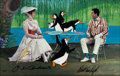 Animation Art:Limited Edition Cel, Mary Poppins Limited Edition Cel #258/500 (Walt Disney,1998)....
