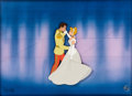 "Animation Art:Limited Edition Cel, Cinderella ""The Dream Waltz"" 1 of 1 Limited Edition Cel(Walt Disney, 2000/1950)...."