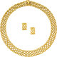 Gold Jewelry Suite, Buccellati