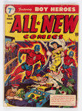 Golden Age (1938-1955):War, All New Comics #7 (Family Comics, 1944) Condition: GD....