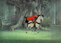 Animation Art:Production Cel, Sleeping Beauty Prince Phillip Production Cel (Walt Disney,1959). ...