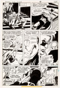 Original Comic Art:Panel Pages, Jim Aparo Brave and the Bold #151 Story Page 15 Original Art(DC, 1979)....