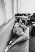 Photographs, Jim Marshall (American, 1936-2010). Janis, 1968. Gelatin silver, 1980. 9-3/8 x 6-1/4 inches (23.8 x 15.9 cm). Signed, ti...