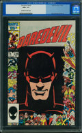 Modern Age (1980-Present):Superhero, Daredevil #236 (Marvel, 1986) CGC NM+ 9.6 Off-white to white pages.