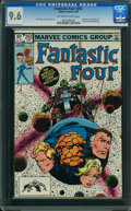 Modern Age (1980-Present):Superhero, Fantastic Four #253 (Marvel, 1983) CGC NM+ 9.6 OFF-WHITE TO WHITE pages.