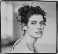 Photographs, Matthew Rolston (American, 20th Century). Sean Young for Harper's Bazaar, 1989. Gelatin silver, 1990. 13-1/4 x 13 inches...