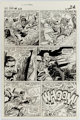 Dick Ayers and Frank Giacoia Sgt. Fury #23 Story Page 18 Original Art (Marvel Comics, 1965).... (1)