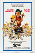 """Movie Posters:Sports, The Bad News Bears & Other Lot (Paramount, 1976). One Sheets (2) (27"""" X 41"""") & Cut Pressbook (Multiple Pages, 8.5"""" X 11"""") Ja... (Total: 3 Items)"""
