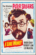 """Movie Posters:Comedy, I Like Money & Other Lot (20th Century Fox, 1962). One Sheets (2) (27"""" X 41""""). Comedy.. ... (Total: 2 Items)"""