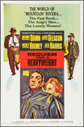 """Movie Posters:Sports, Requiem for a Heavyweight (Columbia, 1962). One Sheet (27"""" X 41""""), Photos (6) (8"""" X 10""""), & Uncut Pressbooks (2) Identical (... (Total: 9 Items)"""