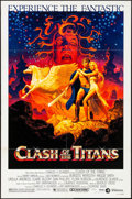 """Movie Posters:Fantasy, Clash of the Titans (MGM, 1981). One Sheet (27"""" X 41"""") Tim and GregHildebrandt Artwork. Fantasy.. ..."""