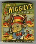 Books:Miscellaneous, Big Little Book #1405 Uncle Wiggily's Adventures (Whitman, 1946)Condition: VG....