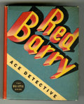 Books:Miscellaneous, Big Little Book #1157 Red Barry Ace Detective (Whitman, 1935)Condition: NM-....