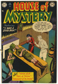 "Golden Age (1938-1955):Horror, House of Mystery #2 Davis Crippen (""D"" Copy) pedigree (DC, 1952)Condition: VG...."