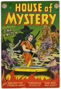 "Golden Age (1938-1955):Horror, House of Mystery #5 Davis Crippen (""D"" Copy) pedigree (DC, 1952)Condition: VG...."