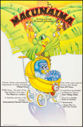 """Movie Posters:Foreign, Macunaima (New Line, 1972). Posters (2) Identical (24.25"""" X 37""""). Foreign.. ... (Total: 2 Items)"""