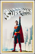"Movie Posters:Action, Superman the Movie (DC Comics, 1978). Personality Poster (23"" X 35""). Action.. ..."