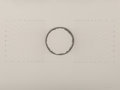 Fine Art - Work on Paper, Loren Wakefield Madsen (American, b. 1943). Broken Ring, Study for Los Angeles County Museum, 1976. Plastic compound, ny...