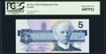 Canadian Currency, BC- 56cA $5 1986 Replacement FNX Prefix.. ...