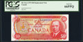 Canadian Currency, BC-51aA $50 1975 Replacement *HC Prefix.. ...