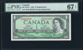 Canadian Currency, BC-37bA-i $1 1954 Replacement.. ...