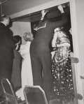 Photographs, Weegee (American, 1899-1968). Standing Room Only, When Show Went On, circa 1940s. Gelatin silver. 9-1/2 x 7-5/8 inches (...