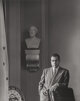 Arnold Newman (American, 1918-2006) Vice President Richard M. Nixon, 1953 Gelatin silver, printed later 9-5/8 x 7-3/4...