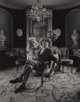Arnold Newman (American, 1918-2006) Sir Cecil Beaton, 1976 Gelatin pilver, printed later 12-7/8 x 10-1/8 inches (32.8...