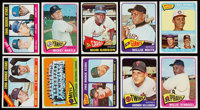 1965 and 1966 Topps Baseball Collection With Stars (729)