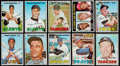 Baseball Cards:Lots, 1967 Topps Baseball Collection With Stars (680). ...