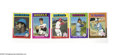 Baseball Cards:Sets, 1975 Topps Baseball Partial Set (654ct.) 1975 Topps baseball series consists of 660 cards and was a collector favorite from ...