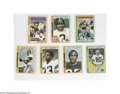 Football Cards:Sets, 1978 Topps Football Set (528ct.) The 1978 set grades an overall NM and includes #3 Walter Payton HL, 65 Terry Bradshaw (HOF)...
