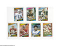Football Cards:Sets, 1984 Topps Football Set (396ct.). The 1986 Topps football set consists of 396 cards, grades an overall NM/MT and includes #6...
