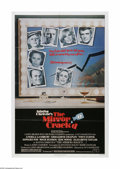 "Movie Posters:Mystery, The Mirror Crack'd (Associated Film Distribution, 1980). One Sheet(27"" X 41""). Offered here is a vintage, theater-used post..."