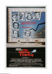 """The Mirror Crack'd (Associated Film Distribution, 1980). One Sheet (27"""" X 41""""). Offered here is a vintage, the..."""