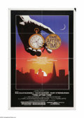 """Movie Posters:Science Fiction, Time After Time (Warner Brothers, 1979). One Sheet (27"""" X 41"""").Offered here is a vintage, theater-used poster for this sci-..."""