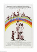 """Movie Posters:Comedy, Under the Rainbow (Orion, 1981). One Sheet (27"""" X 41""""). Offeredhere is a vintage, theater-used poster for this comedy direc..."""
