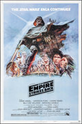 "Movie Posters:Science Fiction, The Empire Strikes Back (20th Century Fox, 1980). One Sheet (27"" X41"") Style B, Tom Jung Artwork. Science Fiction.. ..."