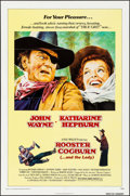 """Movie Posters:Western, Rooster Cogburn & Other Lot (Universal, 1975). One Sheets (2) (27"""" X 41""""). Western.. ... (Total: 2 Items)"""