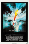 "Movie Posters:Action, Superman the Movie (Warner Brothers, 1978). One Sheet (27"" X 41"") Bob Peak Artwork, & Mini Lobby Card Set of 8 (8"" X 11""). A... (Total: 9 Items)"